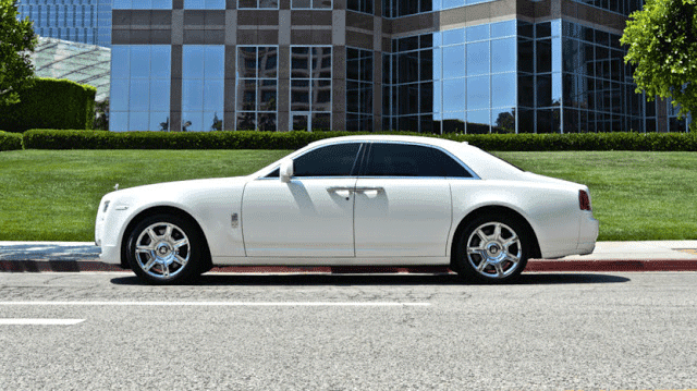 Rolls Royce Ghost 777 Exotics Car Rental