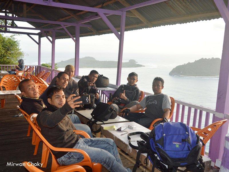 Objek Wisata Aceh Selatan, Puncak Gunung Geureutee