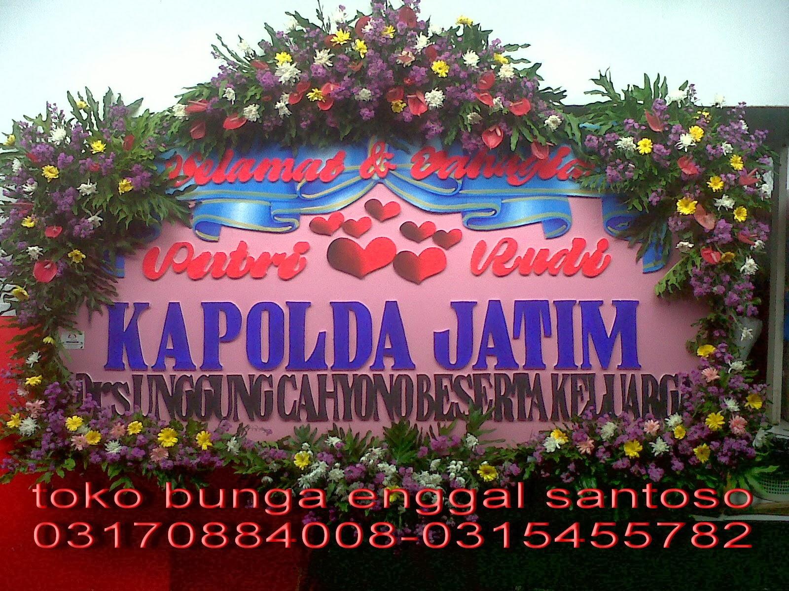 Toko Bunga Surabaya Murah : bunga papan ucapan pernikahan