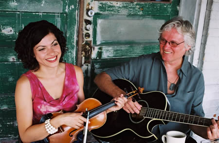 Carrie Rodriguez & Chip Taylor