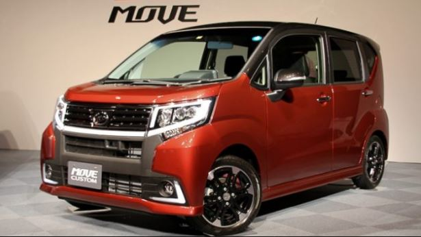Daihatsu Move Custom price, specifications, overview