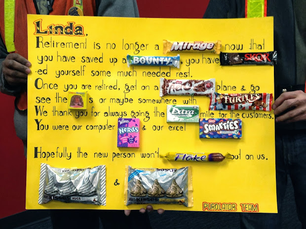 Retirement Candy Bar Sayings
