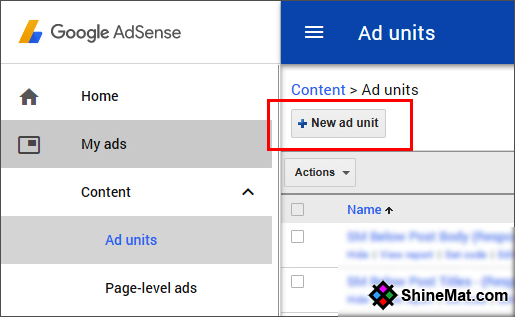 How To Create And Install AdSense Ad Code To Blogger?