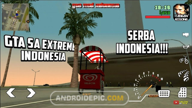 Grant Theft Auto San Android Information Game Androidepic.com