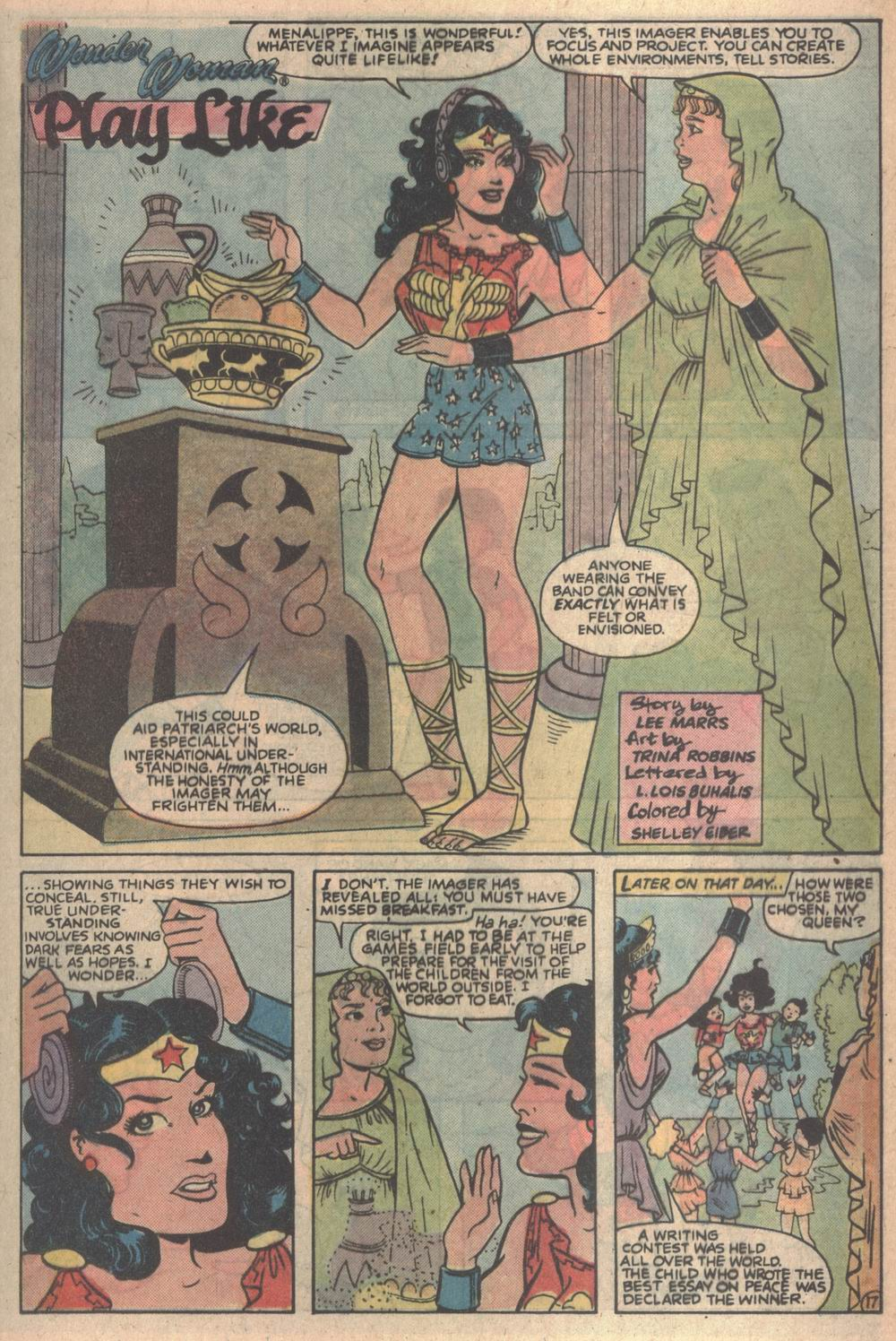Read online Wonder Woman (1987) comic -  Issue # Annual 2 - 18