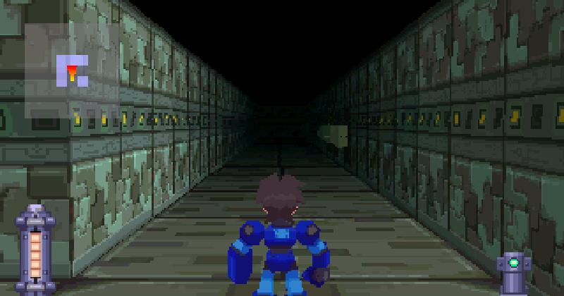 Mega Man Legends