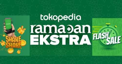 Kejutan Ramadan Ekstra dan Tips Belanja Hemat di Tokopedia