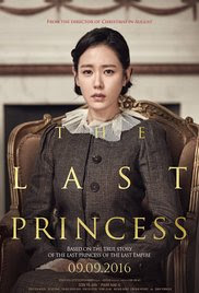 Xem Phim Công Chúa Cuối Cùng - The Last Princess (2016)
