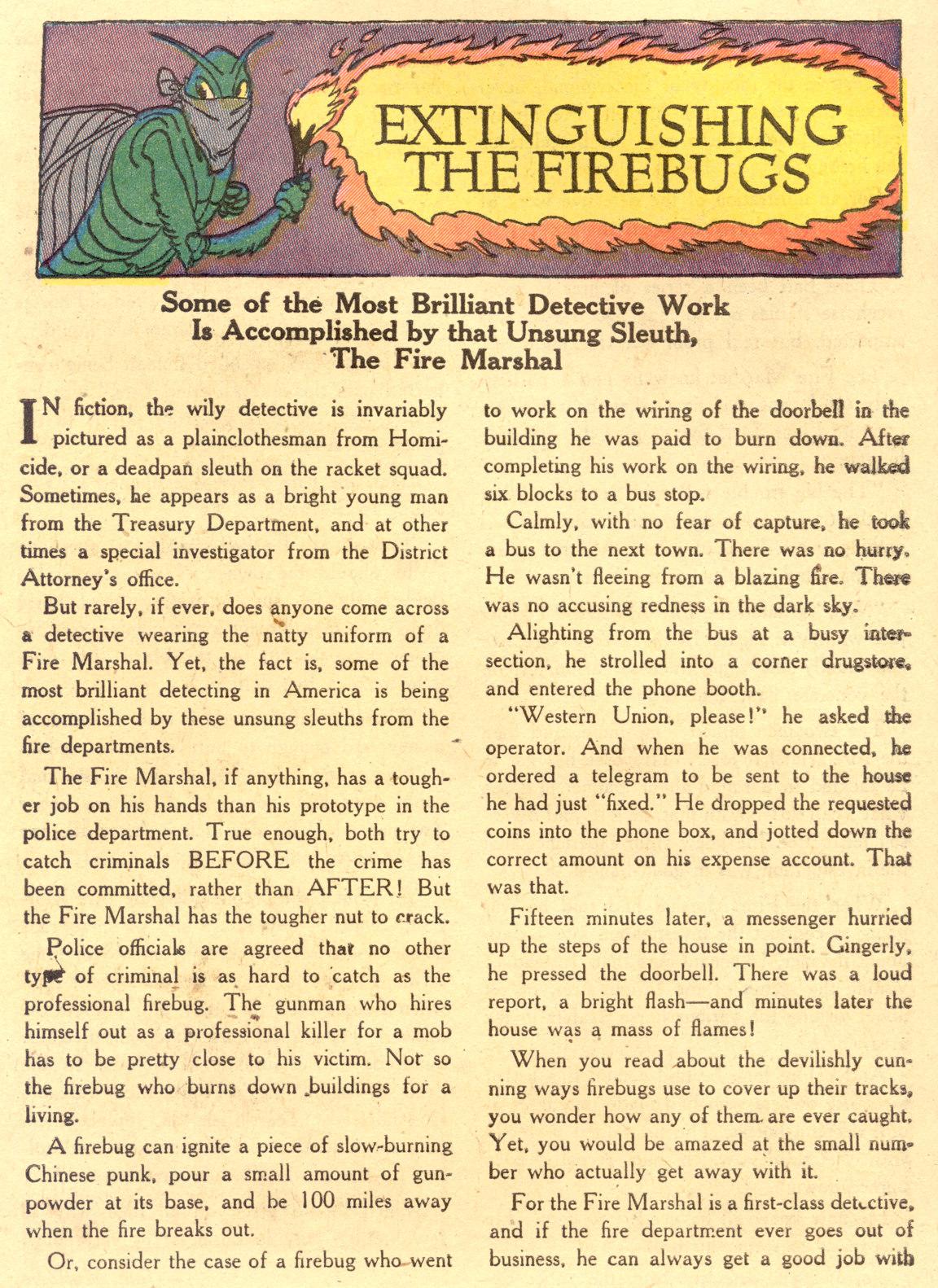 Read online Detective Comics (1937) comic -  Issue #194 - 33