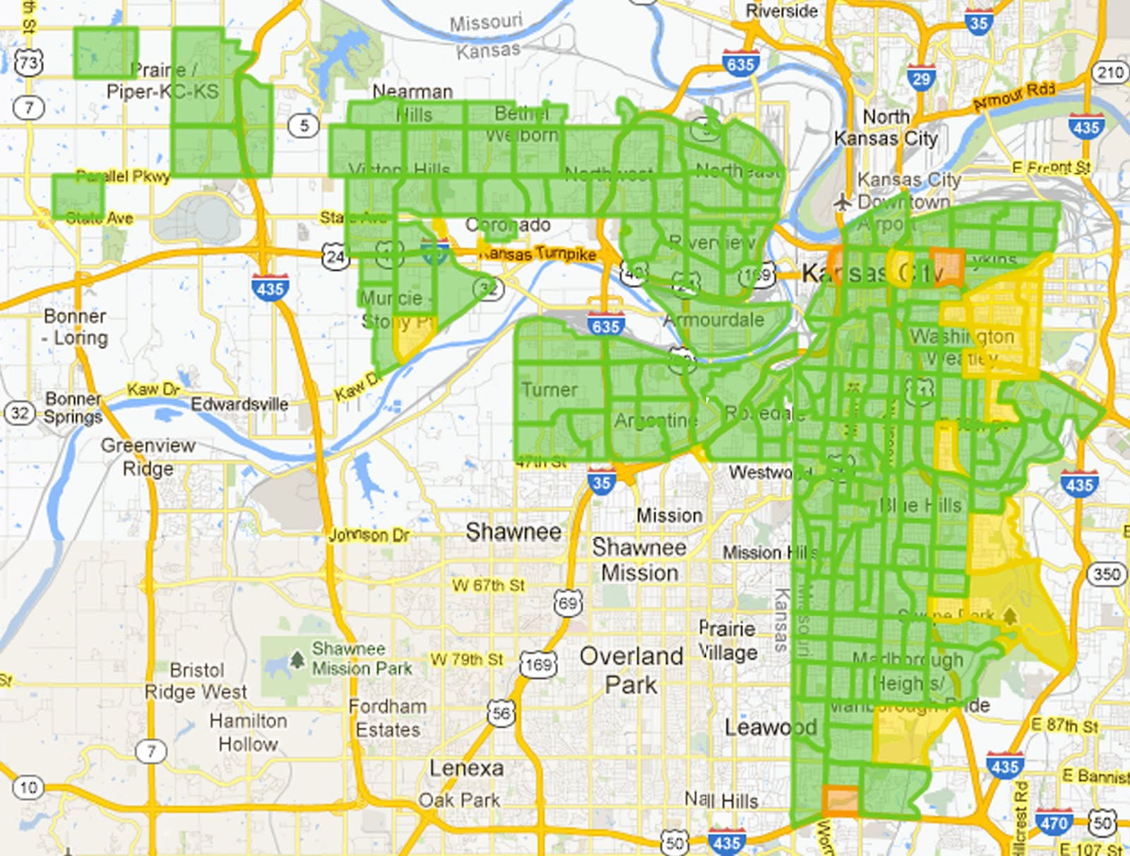 Google Fiber Blog: Congratulations, Kansas City!