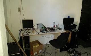 Polícia Civil fecha três casas de caça níquel e apreende 15 máquina
