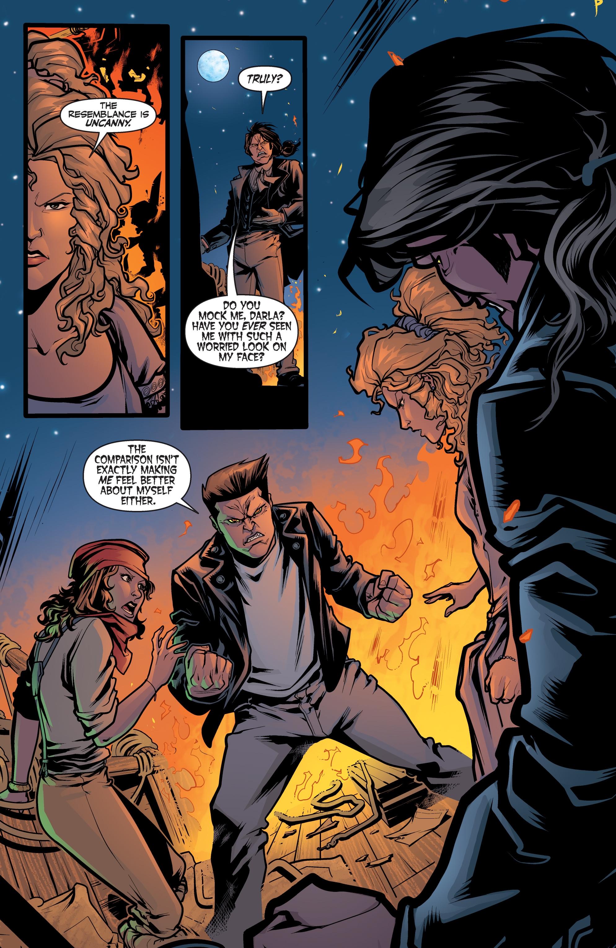Read online Angel Season 11 comic -  Issue #6 - 23