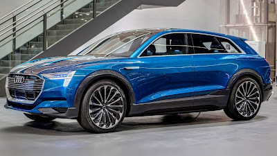 Audi E-Tron 2018 Review, Specs, Price