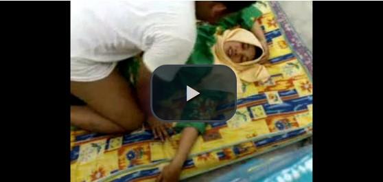Skandal Fatimah Awek Malaysia Bertudung
