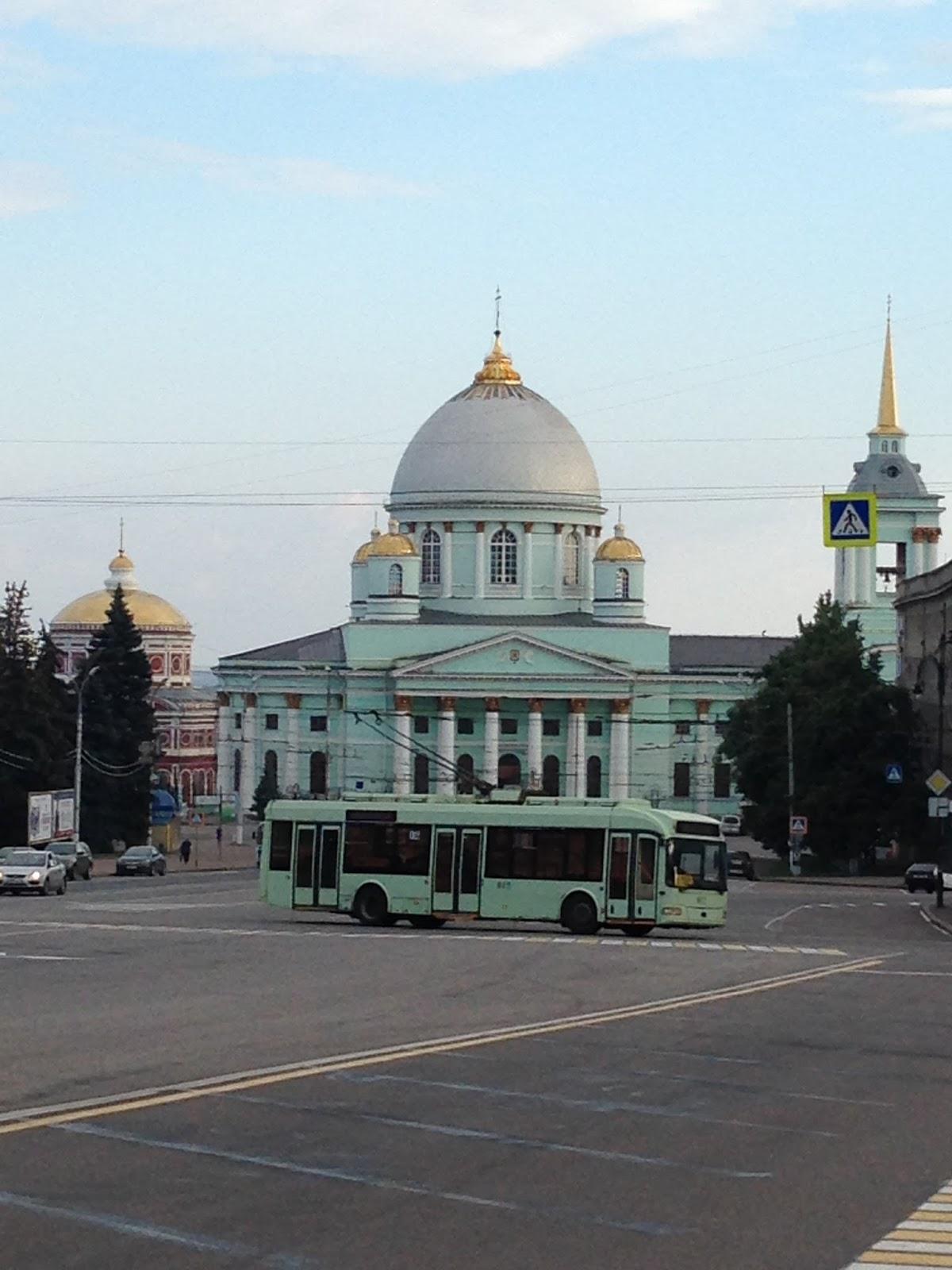 курск знаменский собор 2016