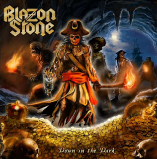 "Blazon Stone - ""Down in the Dark"""