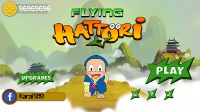 Flying Hattori Mod Apk