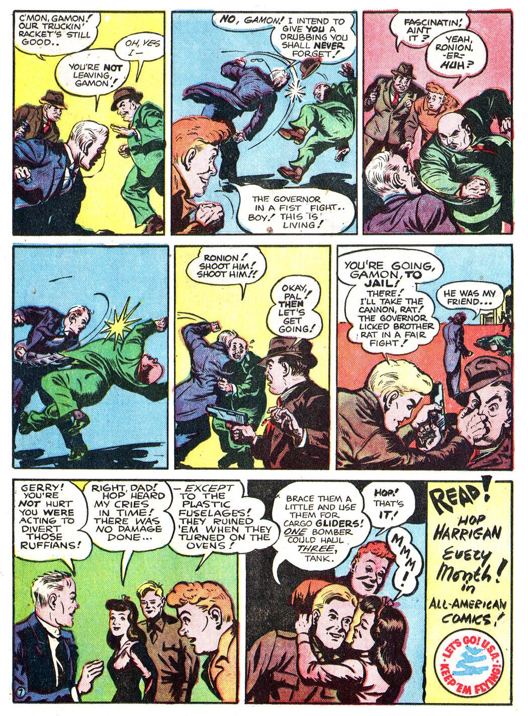 Read online All-American Comics (1939) comic -  Issue #50 - 31