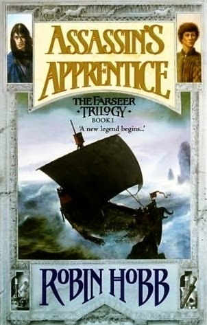 http://www.goodreads.com/book/show/45107.Assassin_s_Apprentice