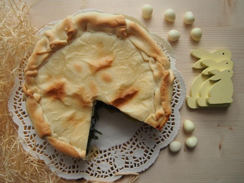 Torta Pasqualina e il pic-nic di Pasquetta