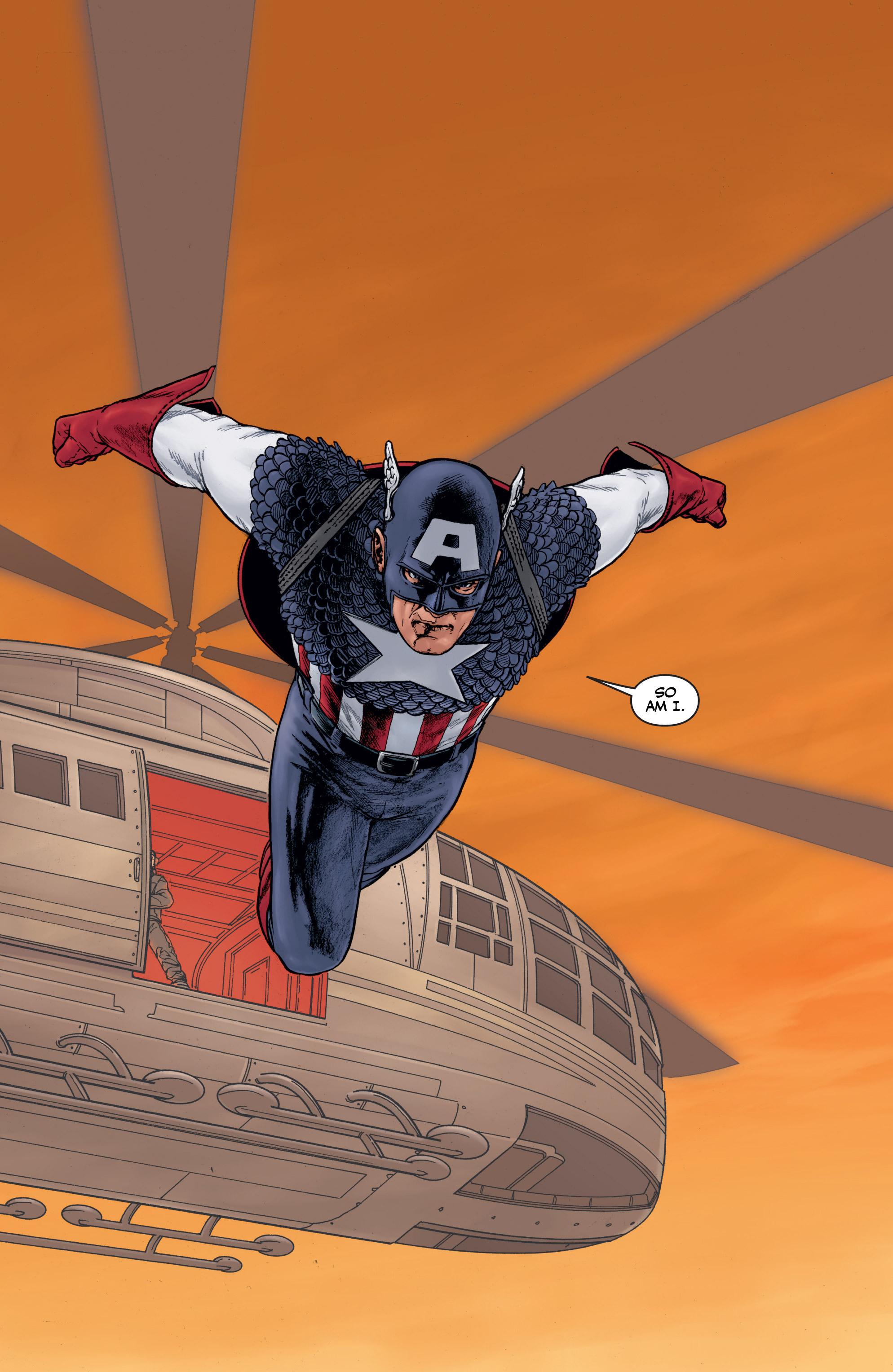Captain America (2002) Issue #1 #2 - English 30