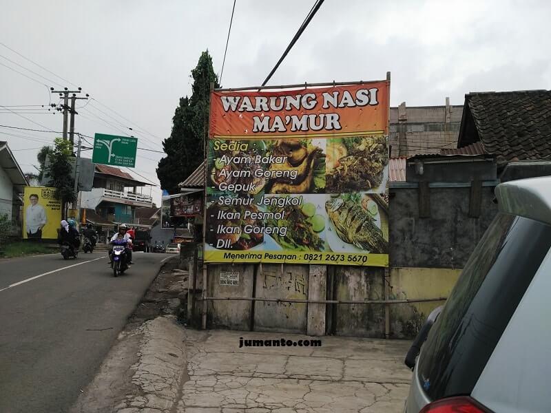 tempat makan di bandung yang enak dan murah