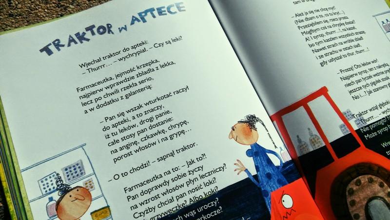 Wiersze Dla Dzieci Zielono Mi Agnieszki Frączek Po