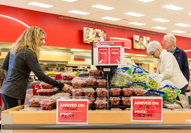 Tienda de departamento y supermercado Target