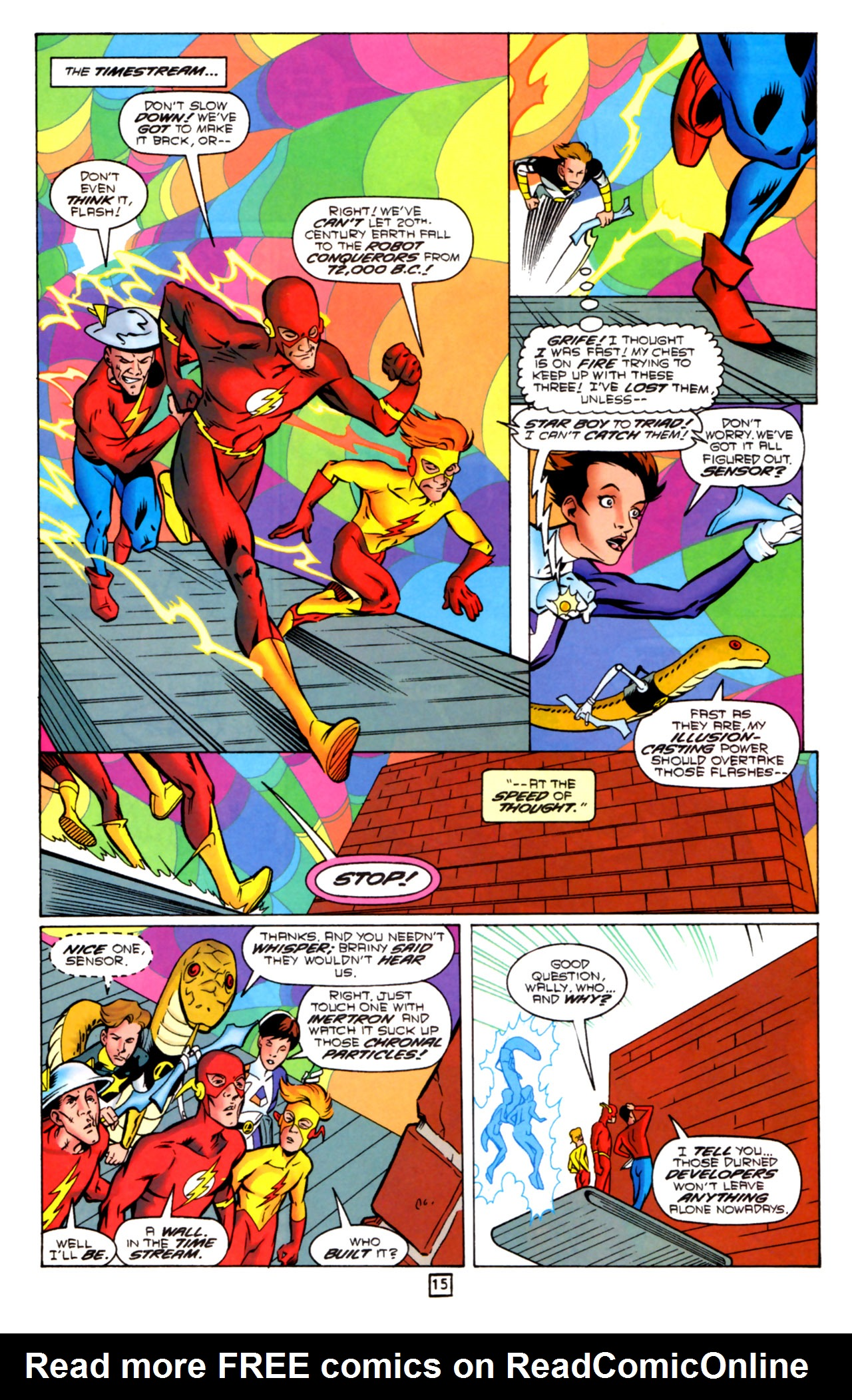 Legion of Super-Heroes (1989) 91 Page 14