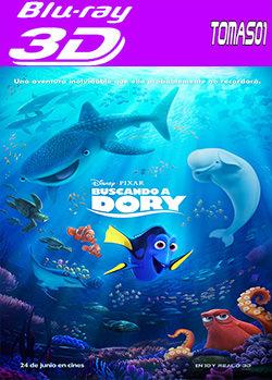 Buscando a Dory (2016) 3D Full SBS