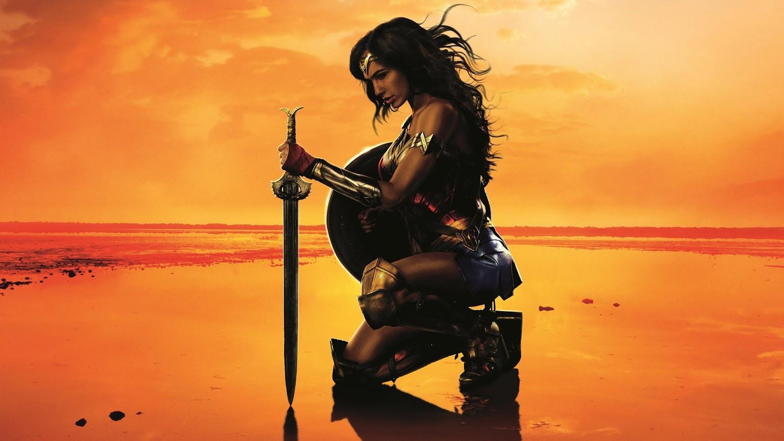 Wonder Woman Hd Wallpaper Gal Gadot Hot Wallpaper