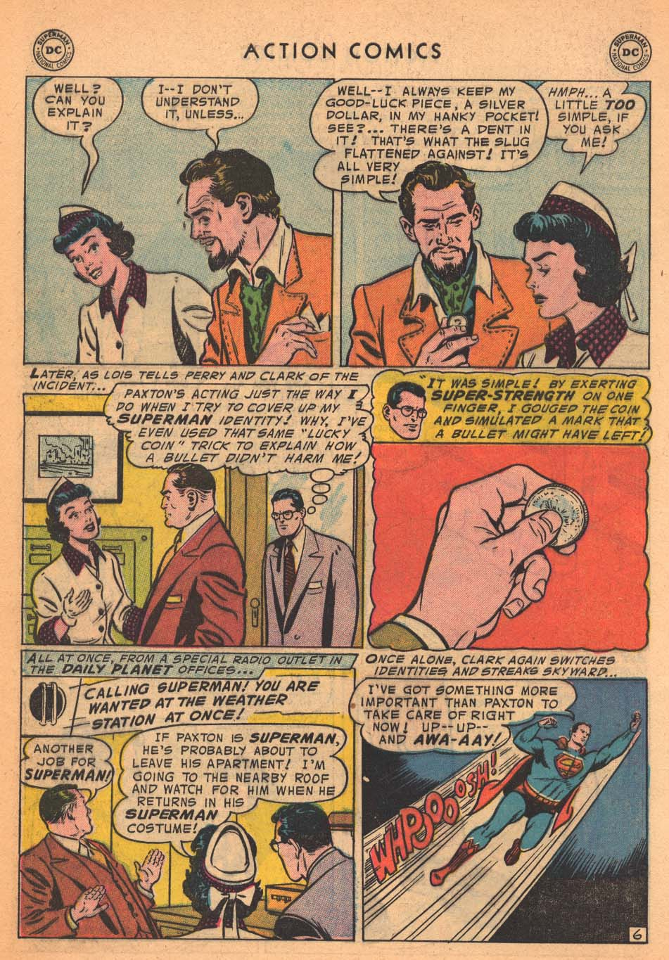 Action Comics (1938) 213 Page 7