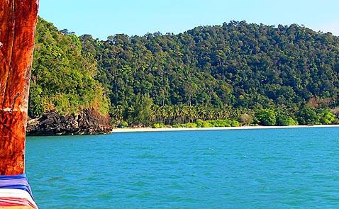 Ko Tarutao beach