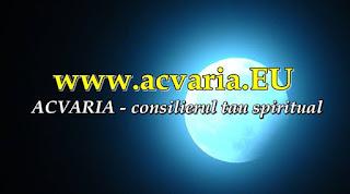 www.acvaria.eu - Servicii astrologice oferite de astrolog ACVARIA