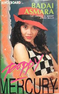 Poppy Mercury - Badai Asmara ( Karaoke )