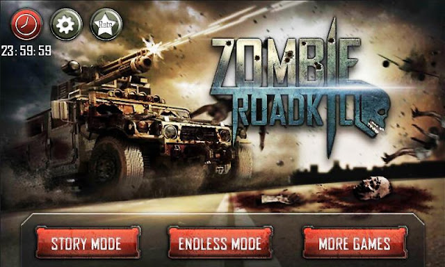 Download Zombie Roadkill 3D Mod Apk Game