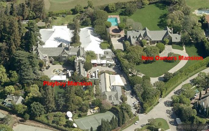 billionaires the inside source playboy mansion sold to. Black Bedroom Furniture Sets. Home Design Ideas