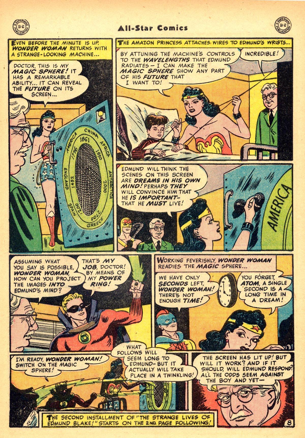Read online All-Star Comics comic -  Issue #48 - 10