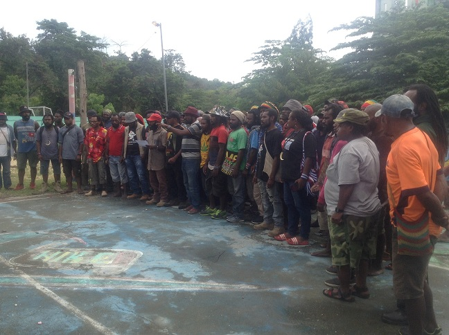 Posisi Victor Yeimo kini Jubir Internasional