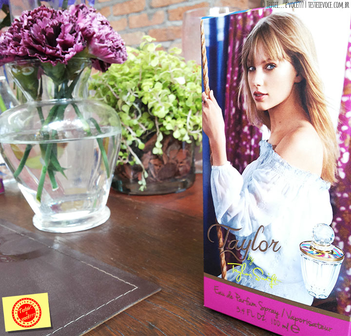 Evento: Perfume Taylor by Taylor Swift