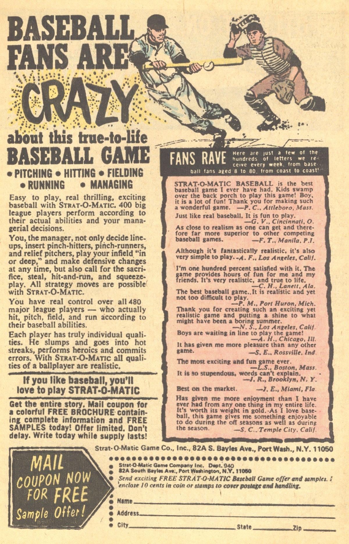 Strange Adventures (1950) issue 243 - Page 21