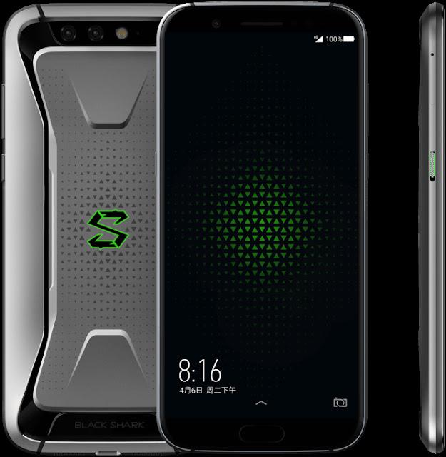Resmi Diumumkan! Harga dan Spesifikasi Ponsel Game Black Shark Didukung Xiaomi