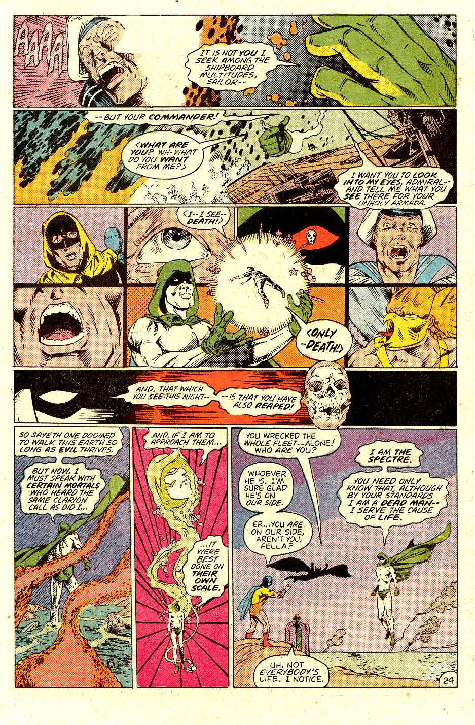 Read online Secret Origins (1986) comic -  Issue #31 - 25