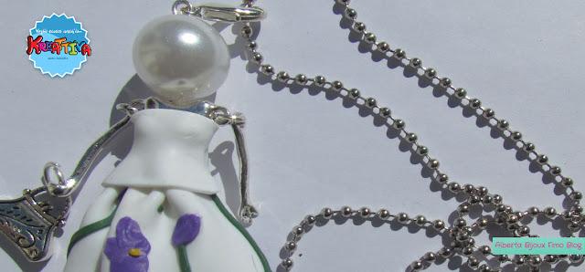 tutorial bambolina bijoux fai da te