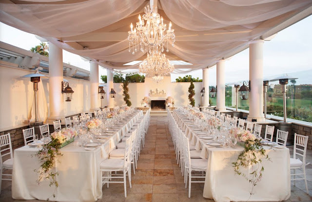 Wedding Reception Venues In Los Angeles St. Regis Monarch Beach Resort