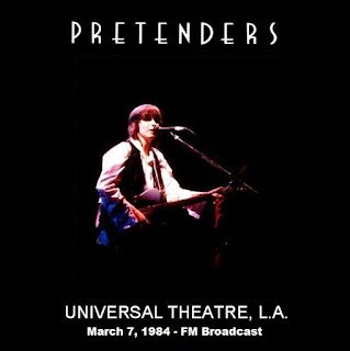 The Pretenders - 1984-03-07 - Los Angeles, CA  (FM)