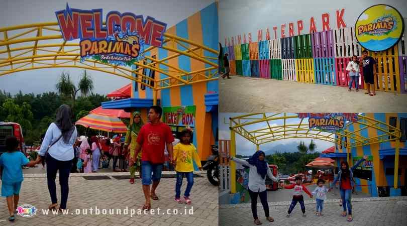 Harga Paket Outbound Anak di Parimas Waterpark Pacet