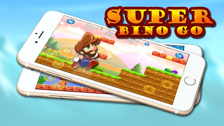 Super Bino Go: How To Play Super Bino Go - New Games 2019