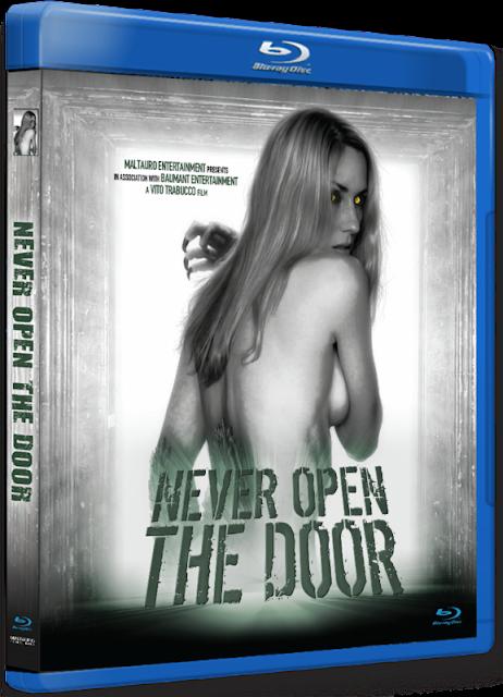 never open the door box art