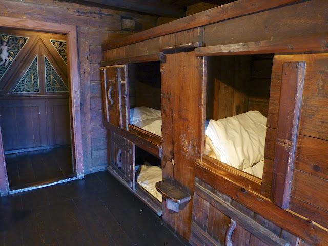 Dormitorio Museo Hanseático